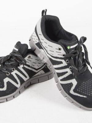 Кросівки текстильні з композитним носком DETROIT