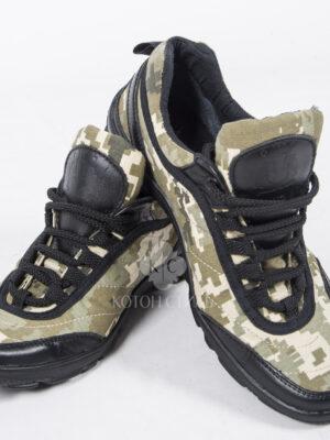 Тактичні кросівки камуфляжні