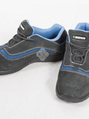Кросівки шкіряні з металевим носком CHIKAGO